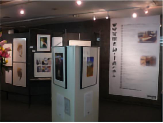 展示会の様子